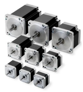 CT CTM Series Stepper Motors